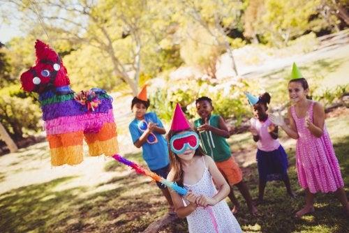 Manualidades para cumpleaños infantiles económicos.