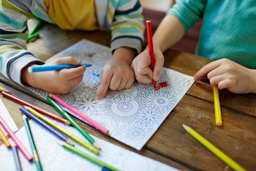 6 libros para estimular la creatividad infantil.