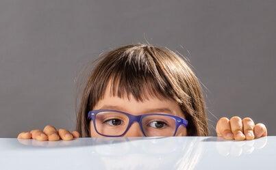 Las escenificaciones emotivas en la fobia infantil