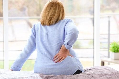 ¿Cómo aliviar el dolor de espalda después del parto?
