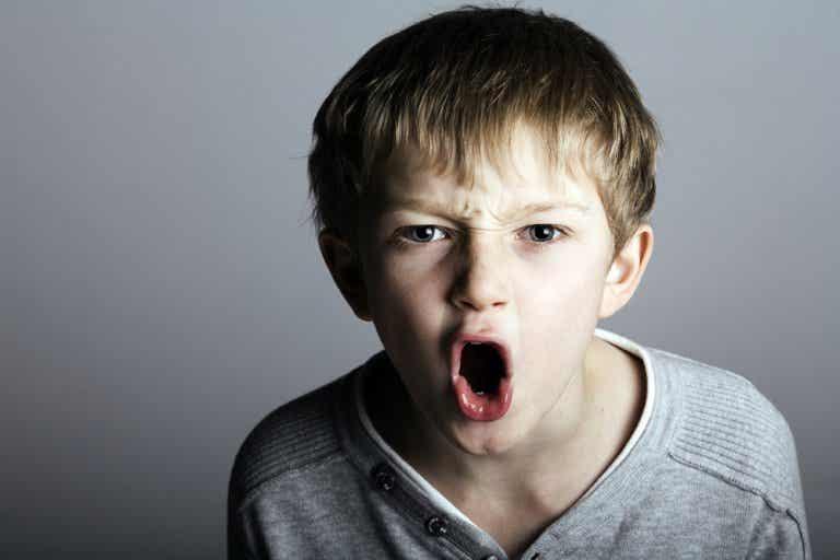 Conductas agresivas en niños