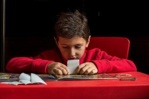 4 beneficios de coleccionar cromos en los niños