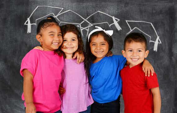 El miedo a no sacar buenas notas en los niños