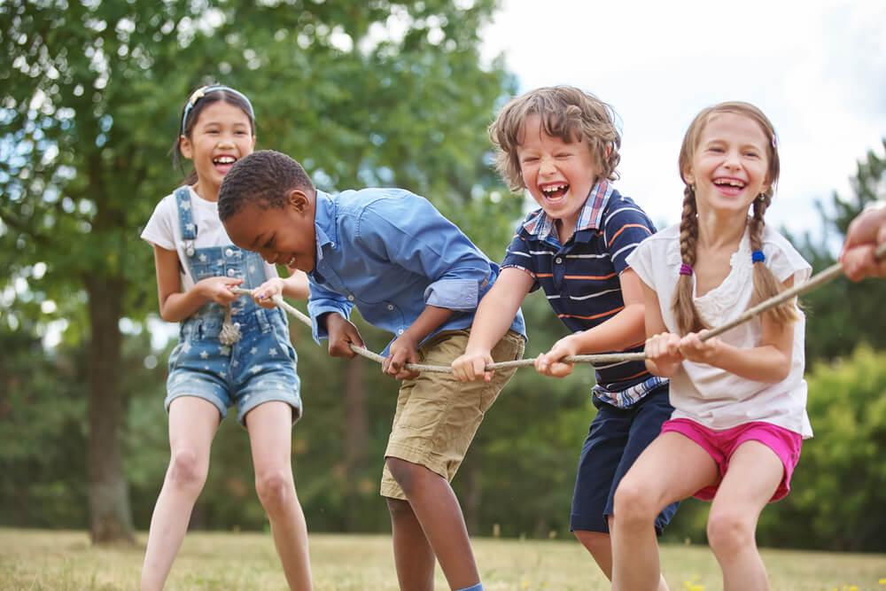 Las necesidades básicas de la infancia