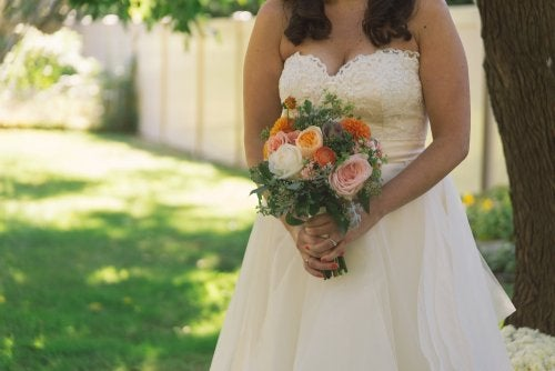 ¿Por qué las novias se visten de blanco el día de la boda?