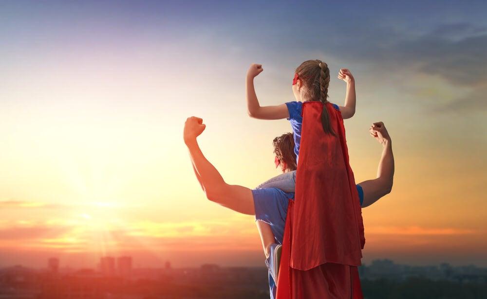 Criar niños con autoestima