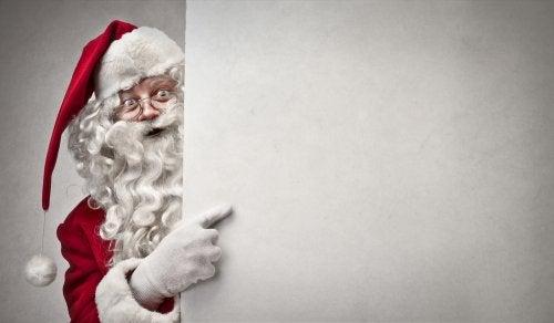 San Nicolás, más conocido en la actualidad como Papá Noel o Santa Claus.