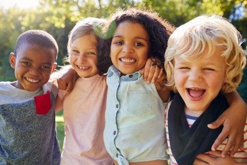 La importancia de la socialización en la infancia