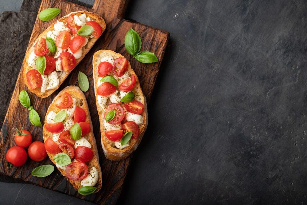 6 ideas de aperitivos rápidos