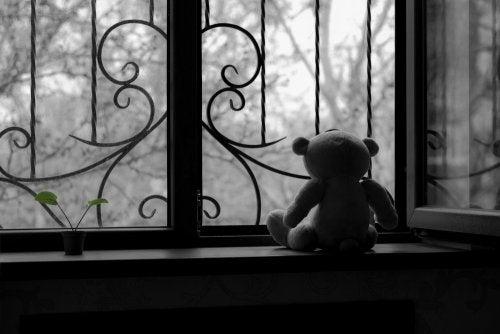 El delito de abuso sexual a menores.