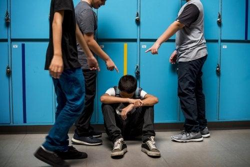 El acoso escolar en Educación Primaria.