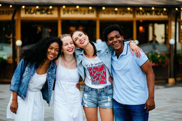 La amistad en la adolescencia