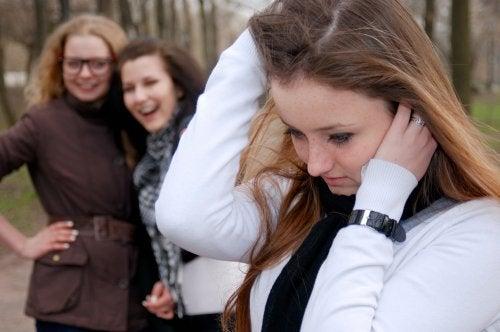 Amistades tóxicas en la adolescencia.