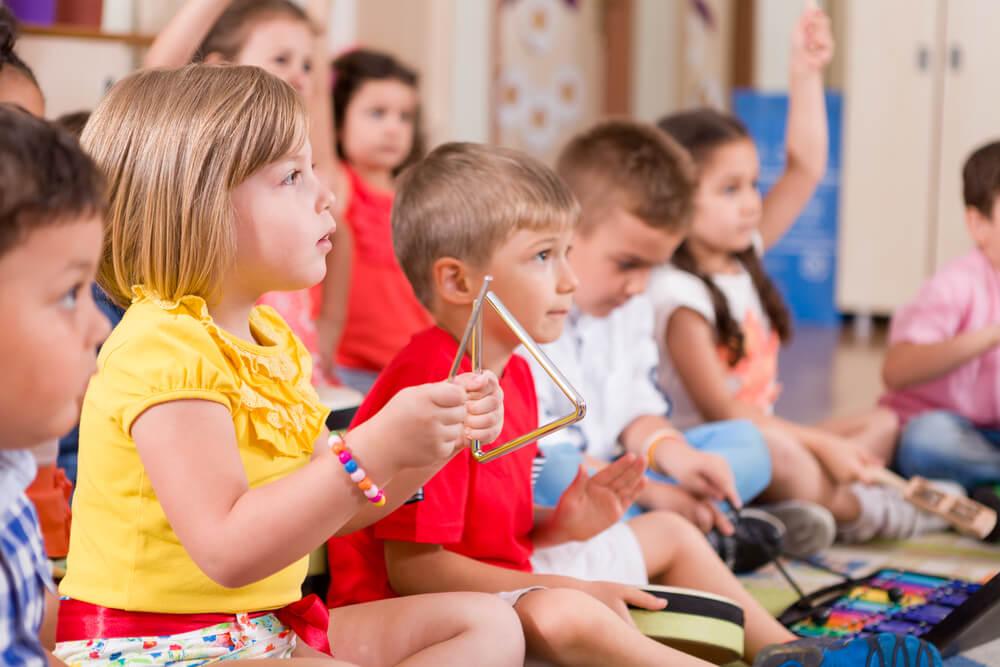 La importancia de la asignatura de música en el colegio