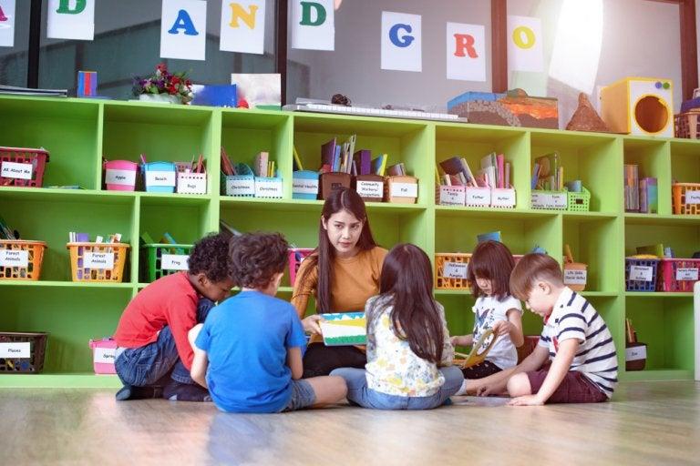 La labor de un pedagogo en el colegio