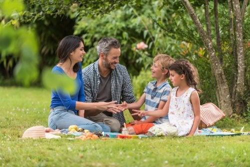 Patrones familiares de comunicación
