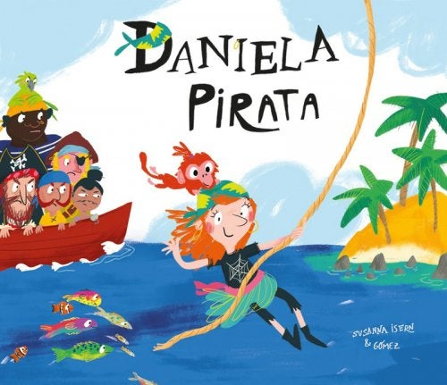 Libros sobre piratas para niños