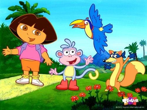 Mejores series de televisión para niños.