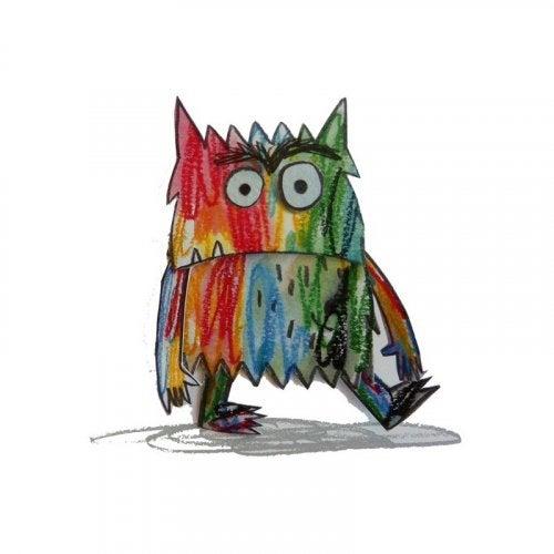 Enseñanzas del libro El monstruo de colores.