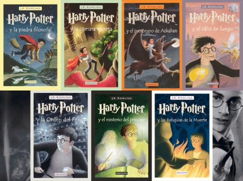 Mejores sagas de libros infantiles