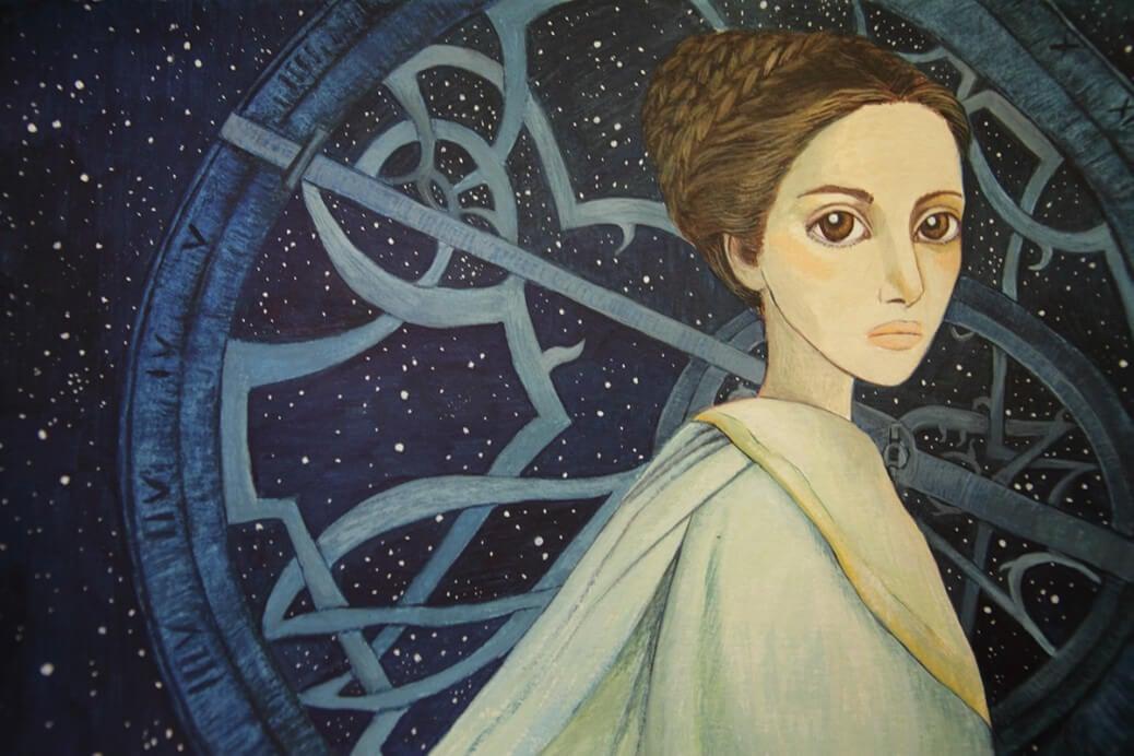 Cuentos sobre mujeres científicas.