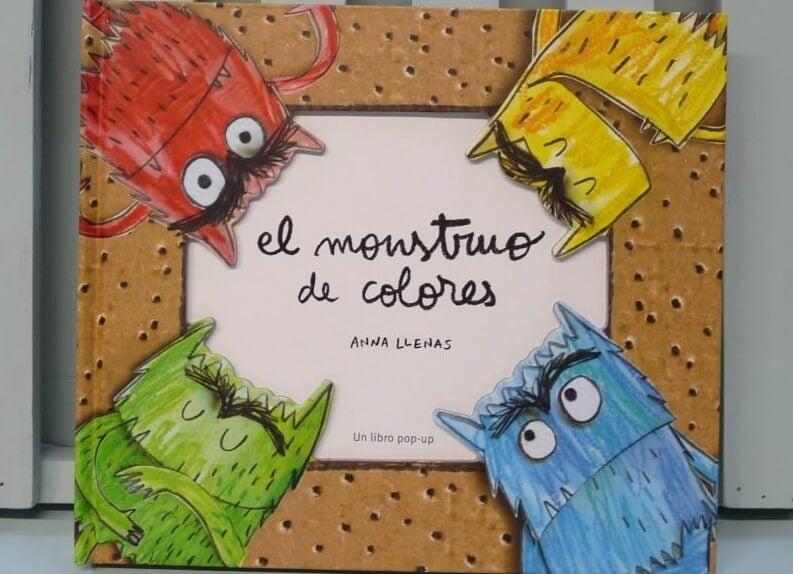 3 enseñanzas del libro El monstruo de colores