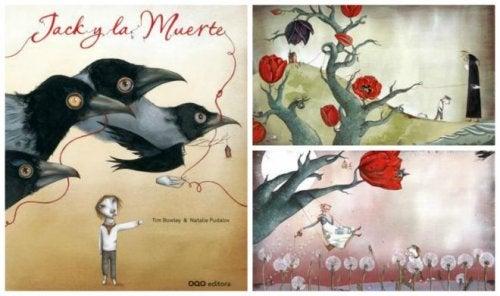 4 libros infantiles para tratar la muerte con los niños