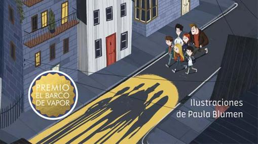 6 libros que han ganado el Premio El Barco de Vapor