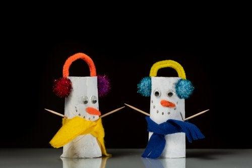 Cómo hacer marionetas caseras