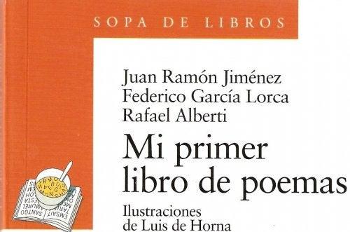 Libros de poemas para niños.