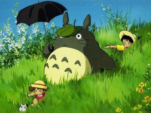 5 lecciones valiosas de la película Mi vecino Totoro.