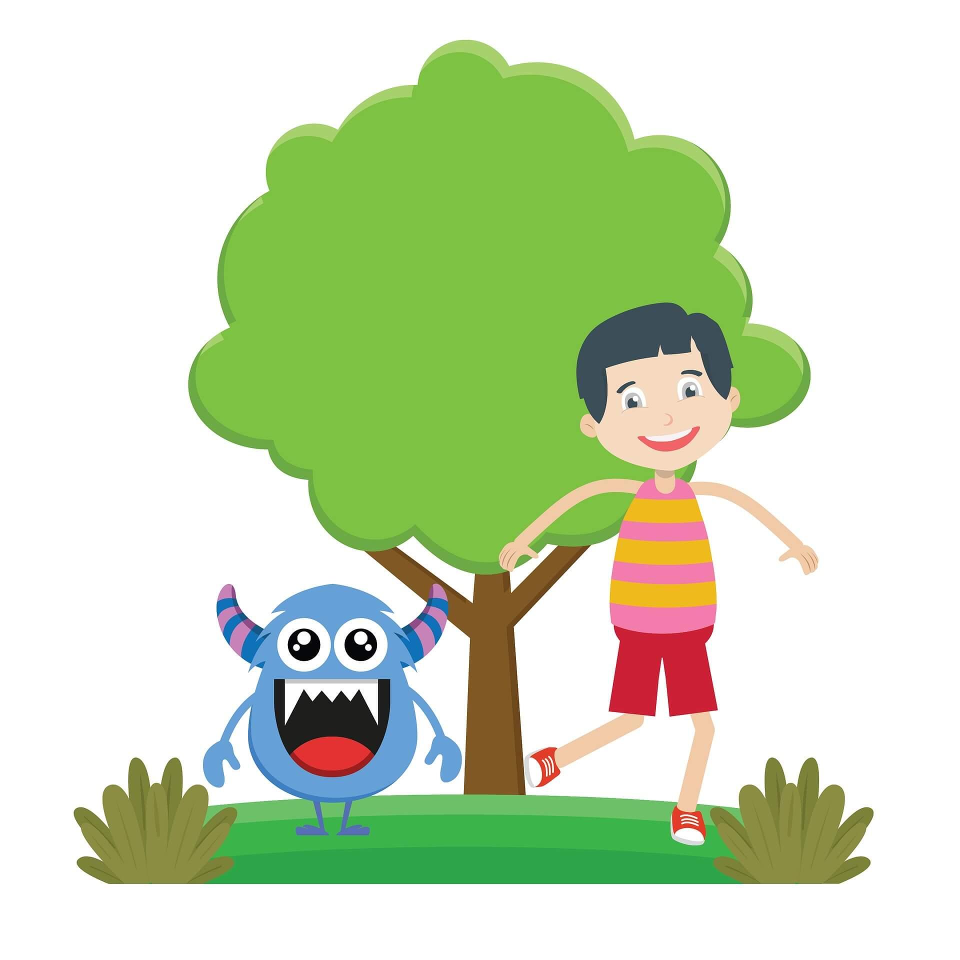 El monstruo de colores es uno de los cuentos infantiles para el desarrollo emocional.