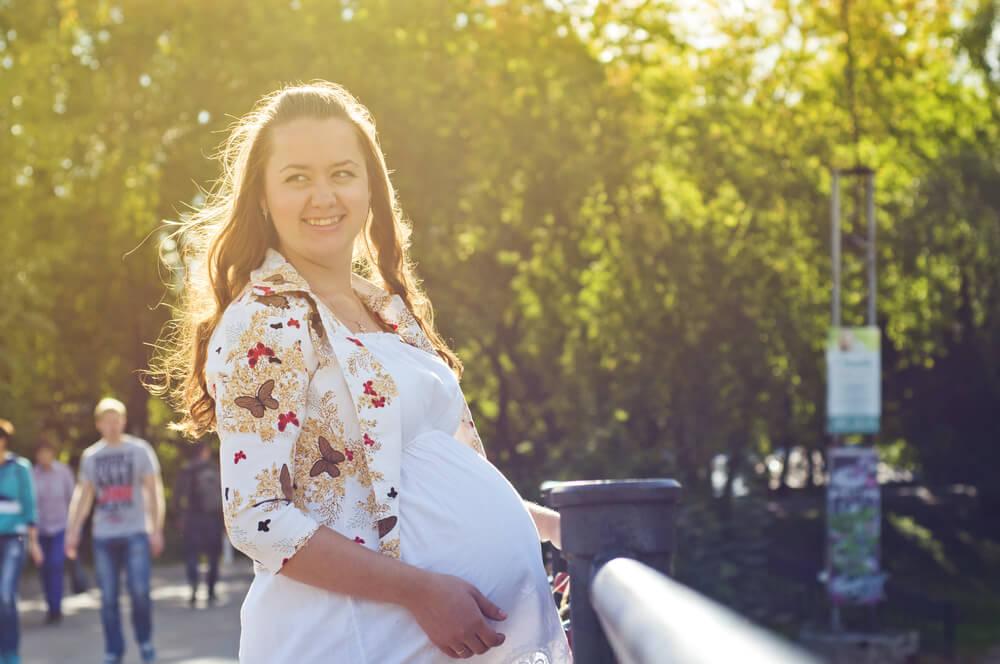 Cuidados en el embarazo en el tercer trimestre