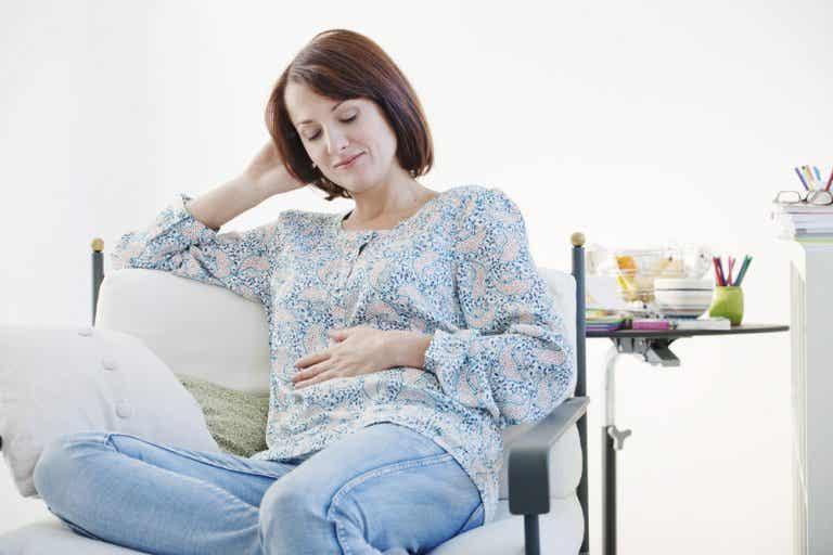 Yodocefol: la rutina de toda embarazada