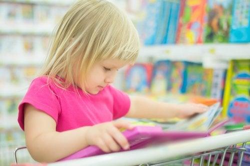Libros infantiles para buscar y descubrir.