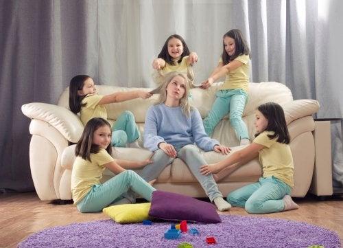 ¿Niños movidos o hiperactivos?