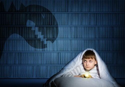 Cómo canalizar los miedos de los niños
