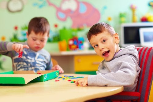 Ayudas para las familias con hijos con discapacidad.