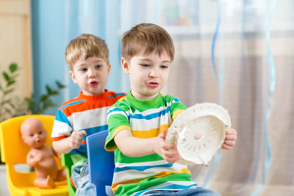 Improvisación teatral para niños: ejercicios