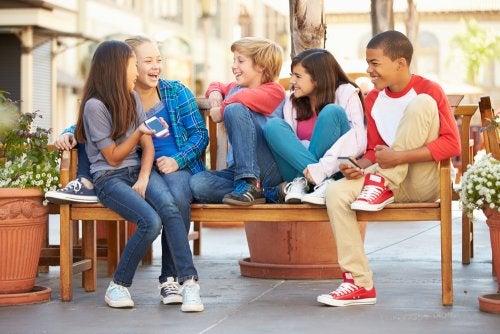 10 ventajas de un programa de intercambio para niños.