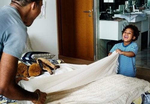 La importancia de dar ejemplo en casa a los niños