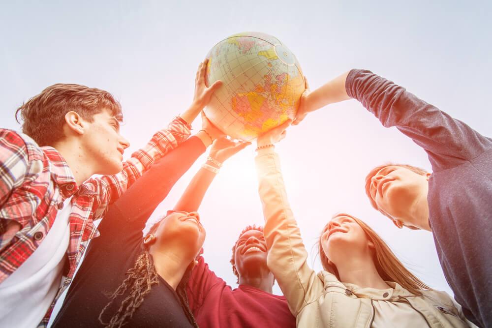 10 ventajas de un programa de intercambio para los niños