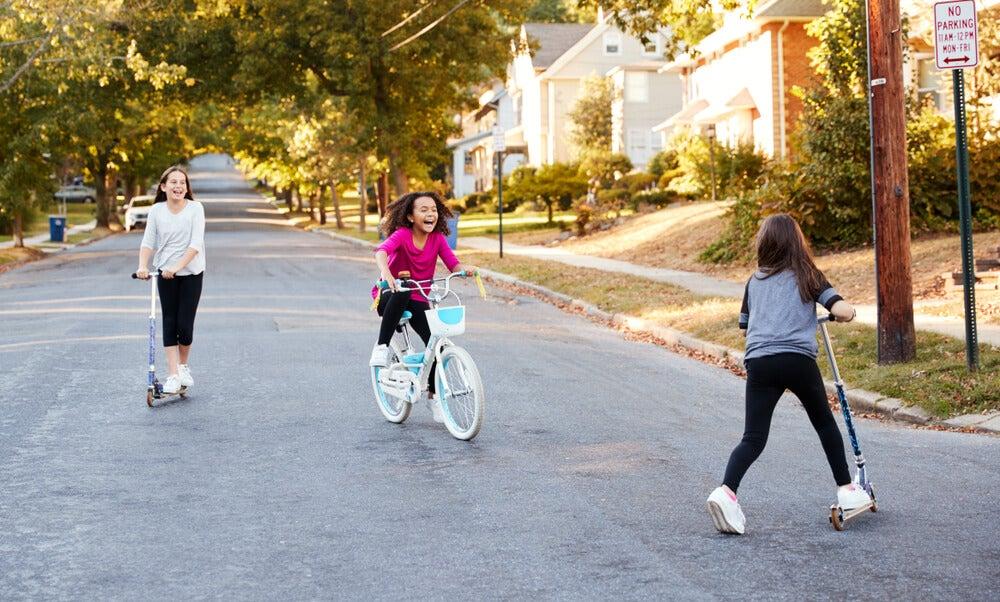 Socialización en la infancia: características y desarrollo