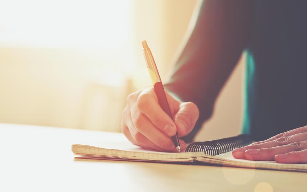 Cómo hacer un buen borrador para una redacción