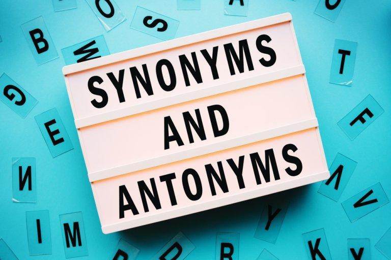 Sinónimos y antónimos para niños: definición, ejercicios y ejemplos