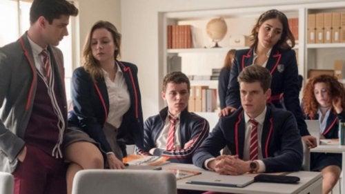 Mejores series para adolescentes