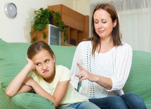 Cómo enseñar a aceptar un no a los niños