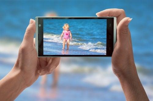 Autorización de imágenes sobre menores