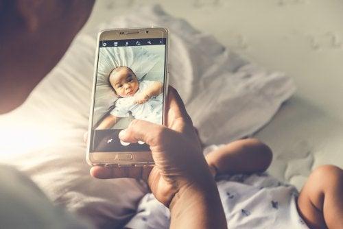 Autorización de imágenes sobre menores.