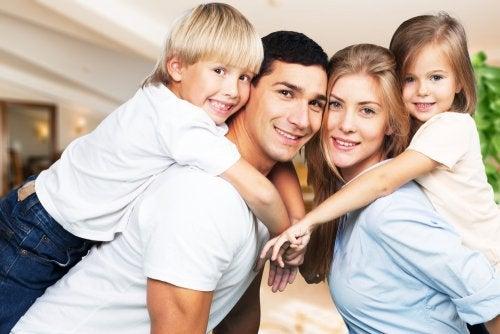 La protección del interés del niño en la familia